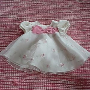 Bonnie Baby beautiful dress 0-3 month